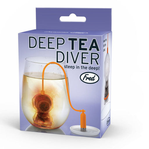 deep diver tea infuser
