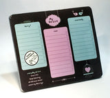 do-list memo mousepad