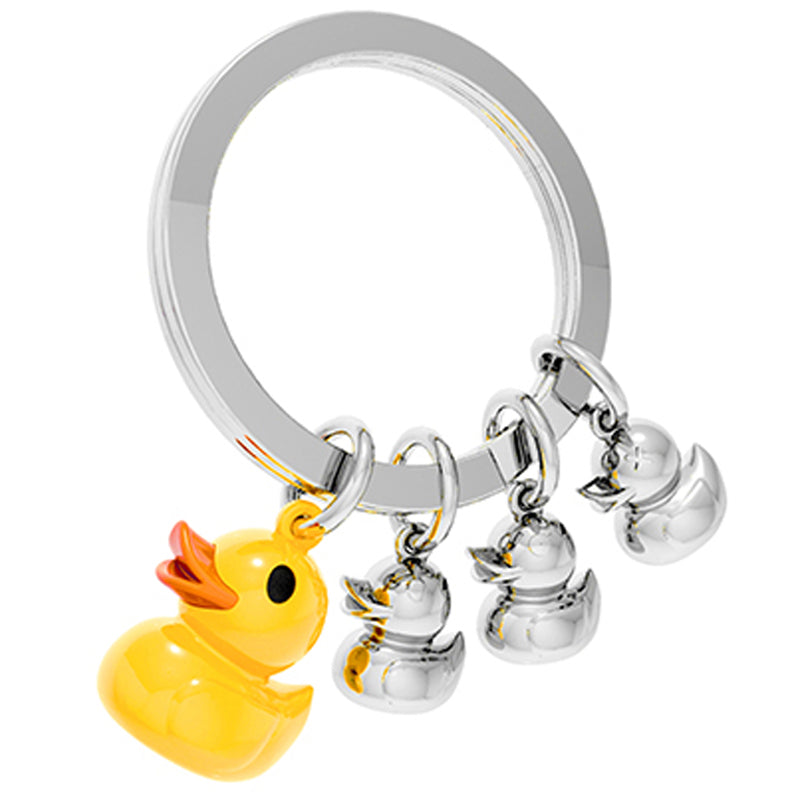 duck family keyring