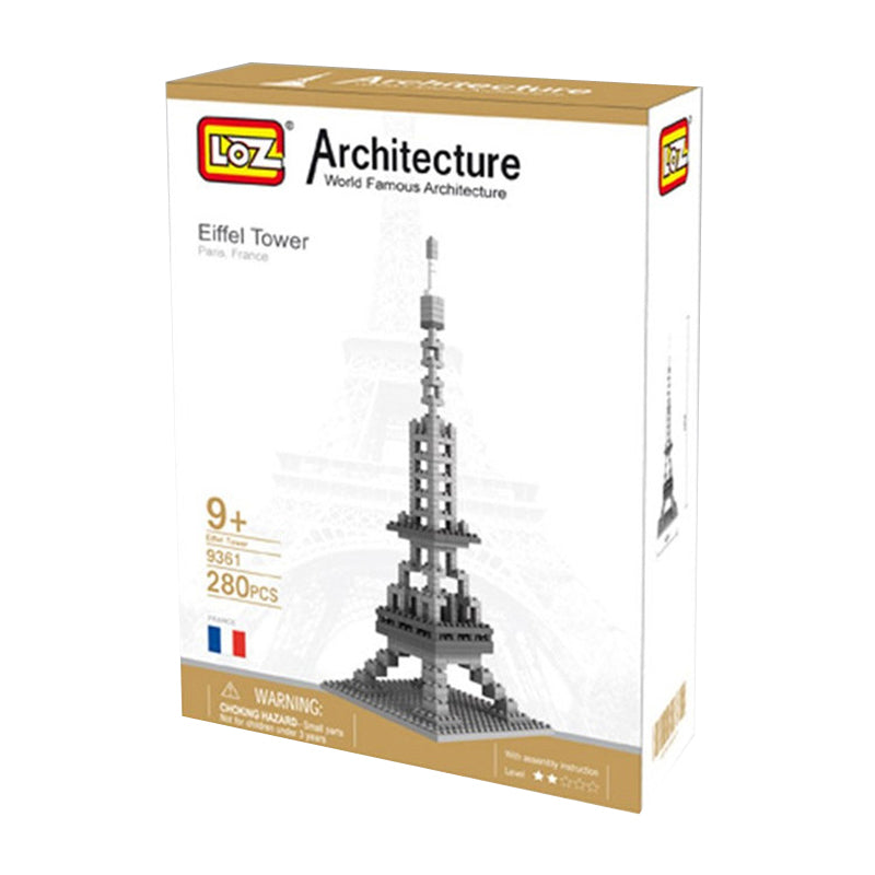 loz architecture - eiffel tower