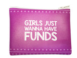 have funds pouch