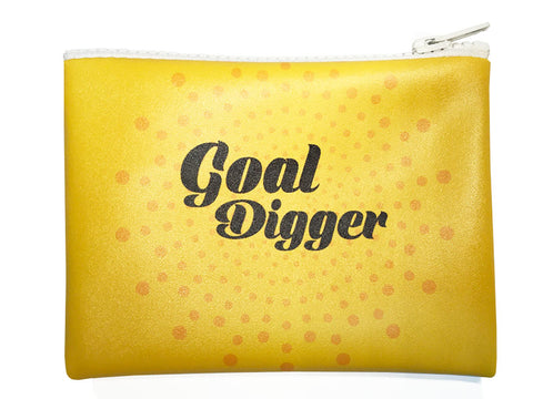 goal digger pouch