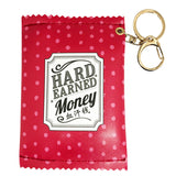 hard earned money pouch