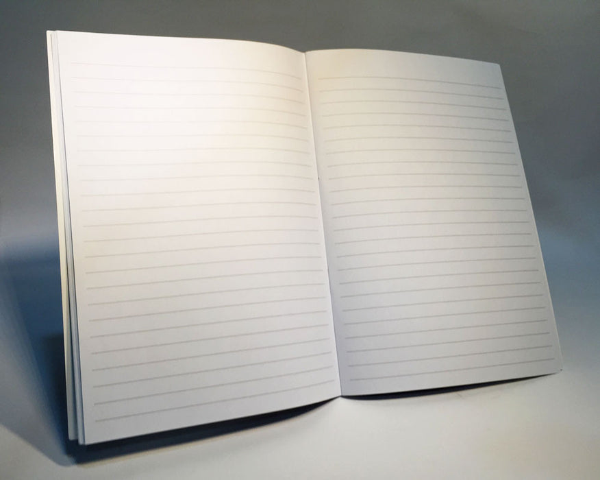 the world loves an original notebook