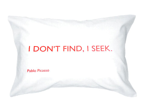 i seek pillowcase