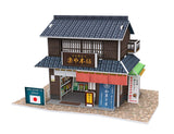 puzzle 3D japanese confectionery shop