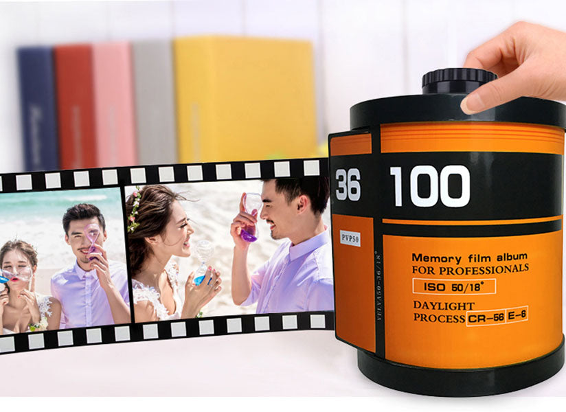 jumbo size roll film