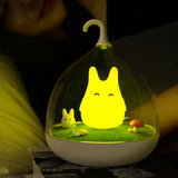 landscape mood light