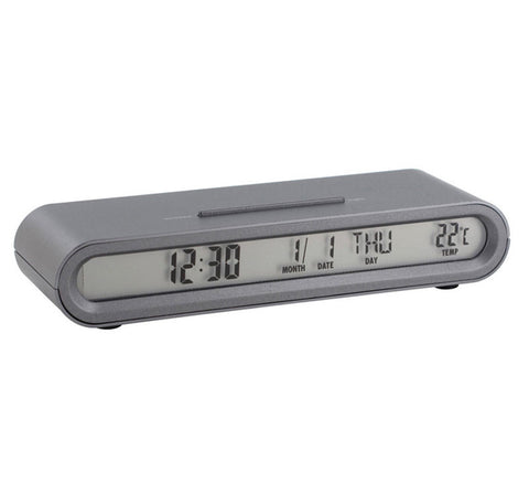 lexon jet travel clock