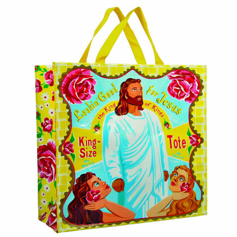 looking good for jesus bag