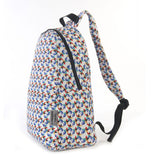 compatto backpack by mendini colourful