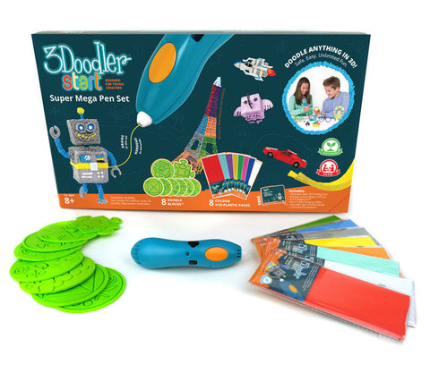 3Doodler start mega pack