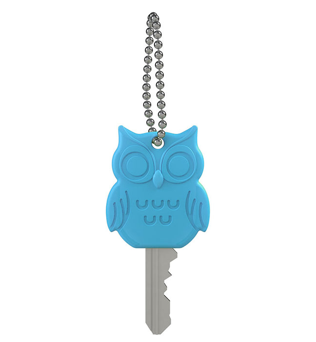green owl key cover