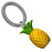 pineapple keyring