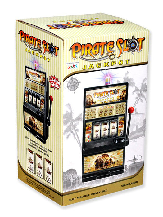 pirate slot money bank