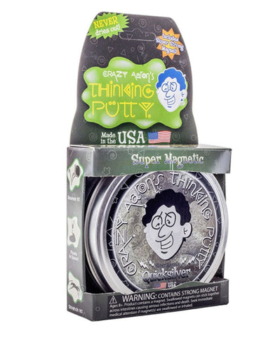 crazy aaron quicksilver super magnetic putty