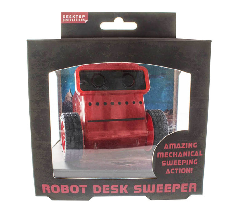 robot desk sweeper