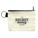 secret money coin pouch