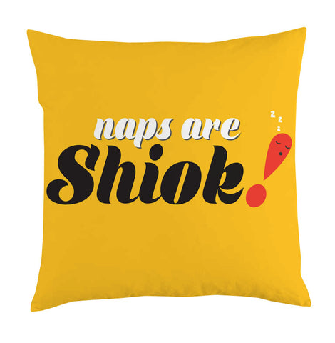 shiok naps cushion