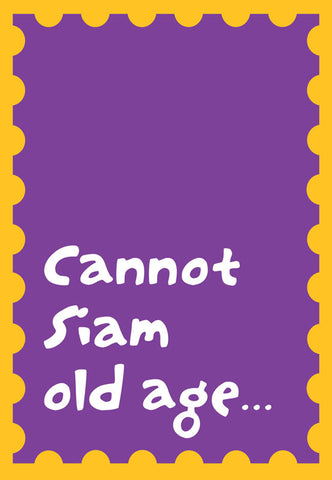 siam old age card