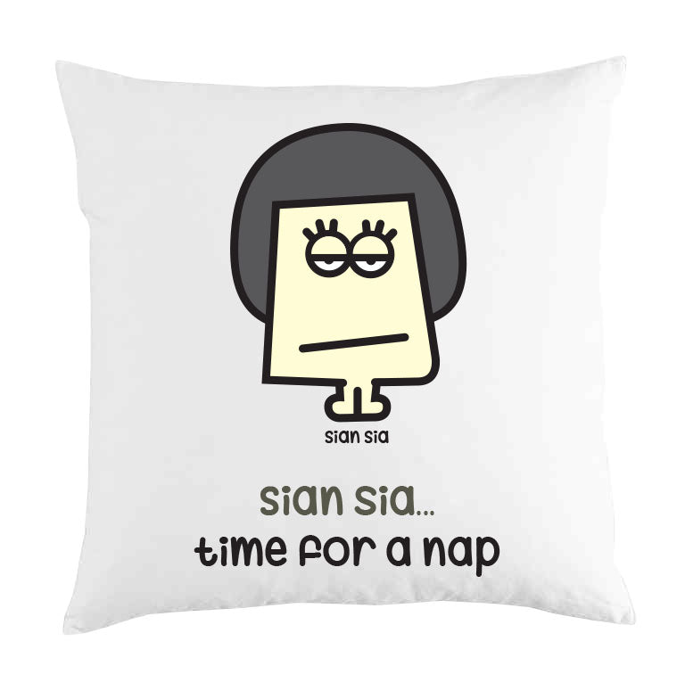 sian sia cushion