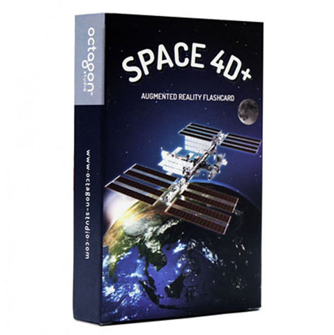space 4D cards