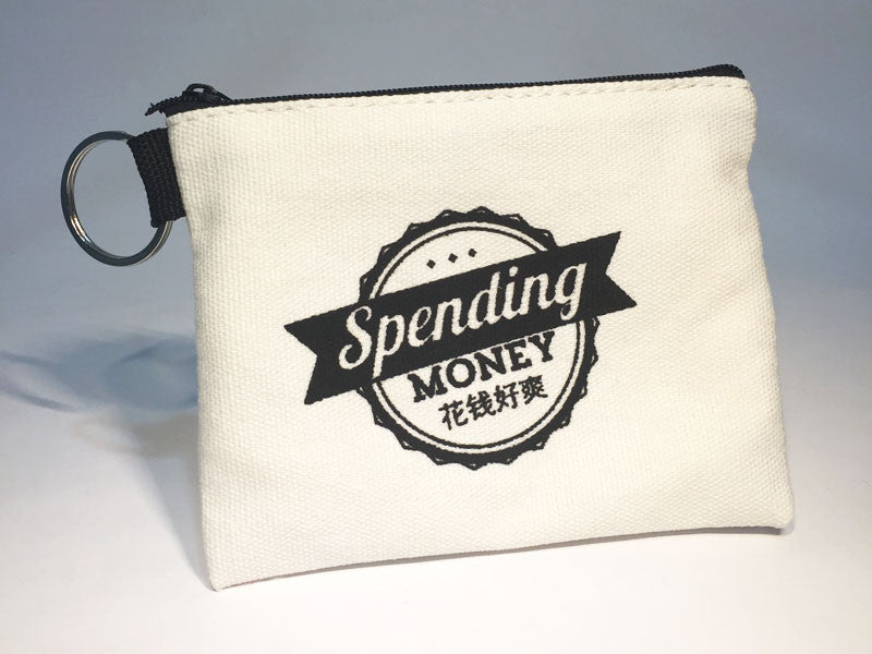 spending money coin pouch