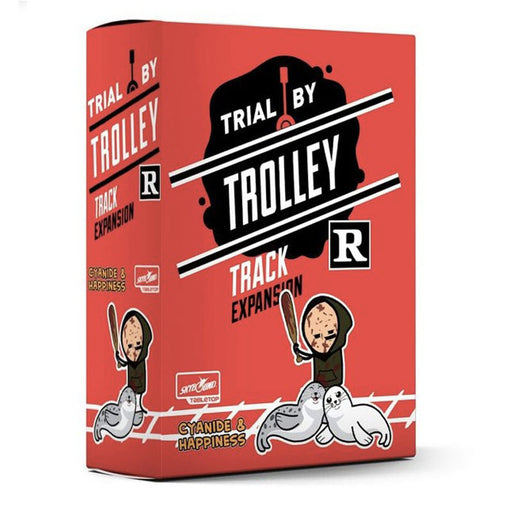 trial by trolley R rated track expansion