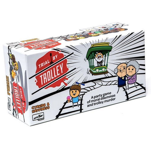 trial by trolley game