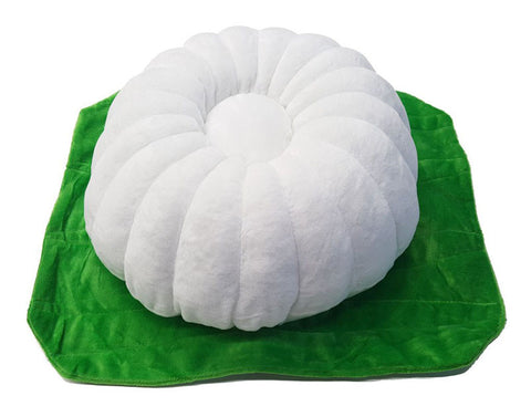kueh tutu cushion