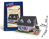 puzzle 3D uk bridal tea house