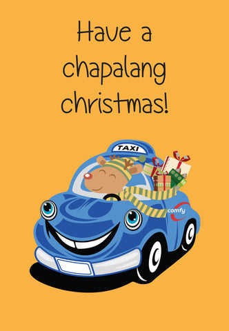 chapalang christmas card