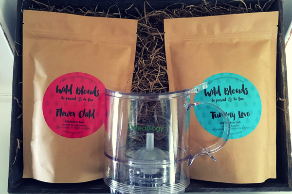 Wild Blends Christmas Hamper