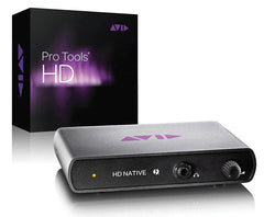 Avid 99356530702 Pro Tools Ultimate + Pro Tools HD Native Thunderbolt Bundle