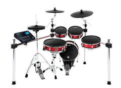 Alesis Strike Kit 8-Piece Professional Electronic Drum Kit with Mesh Heads - Audioride