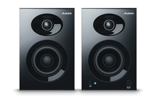 Alesis Elevate 3 MKII Powered Desktop Studio Speakers - Audioride