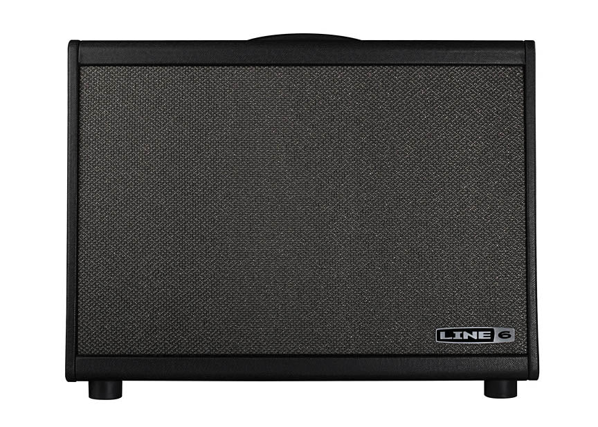 Line6 99-010-7005 Powercab 112 Active Powered Speaker Cabinet System - Black