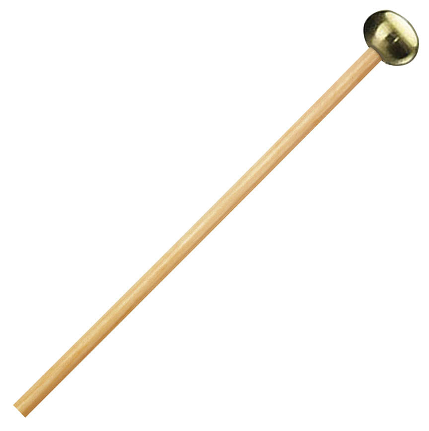 CB Percussion 709 Mike Balter Unwound Series Mallets - Brass