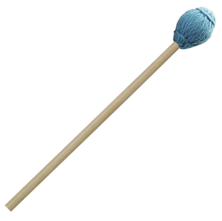 CB Percussion 715 Mike Balter Yarn Wound Series Mallets - Soft Aqua