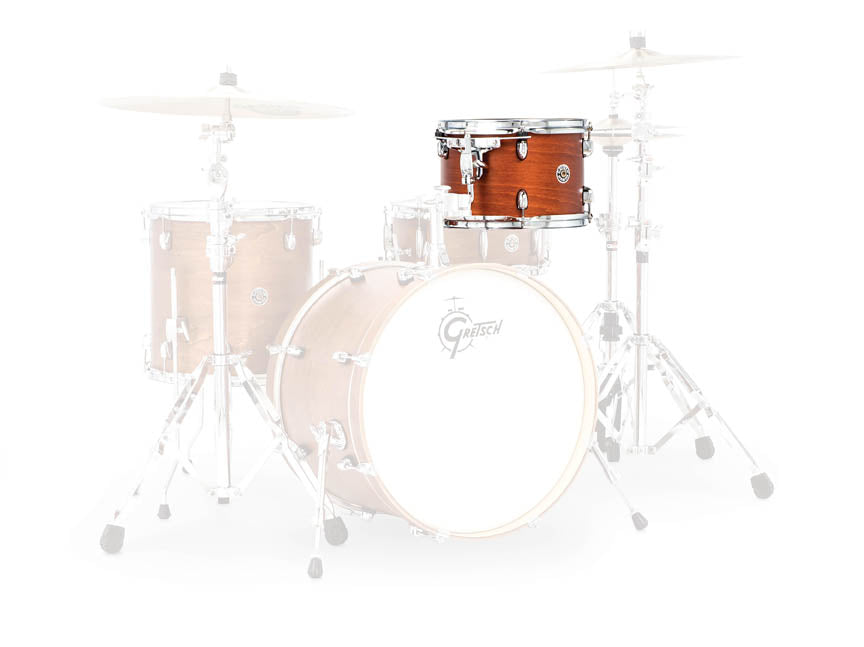 Gretsch CT1-0710T-SWG Catalina Club 7x10 Tom Tom Drum - Satin Walnut Glaze