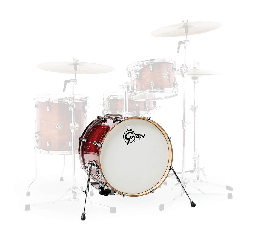 Gretsch CT1-1420B-GCB Catalina Club 14x20 Bass Drum - Gloss Crimson Burst