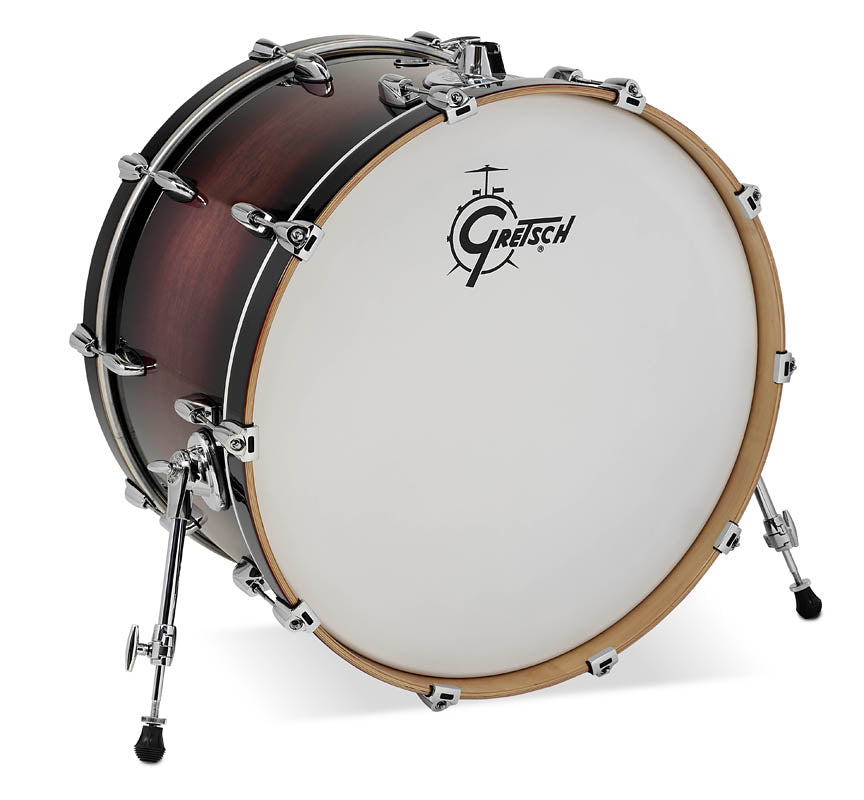 Gretsch RN2-1424B-CB Renown 14x24 Bass Drum - Cherry Burst