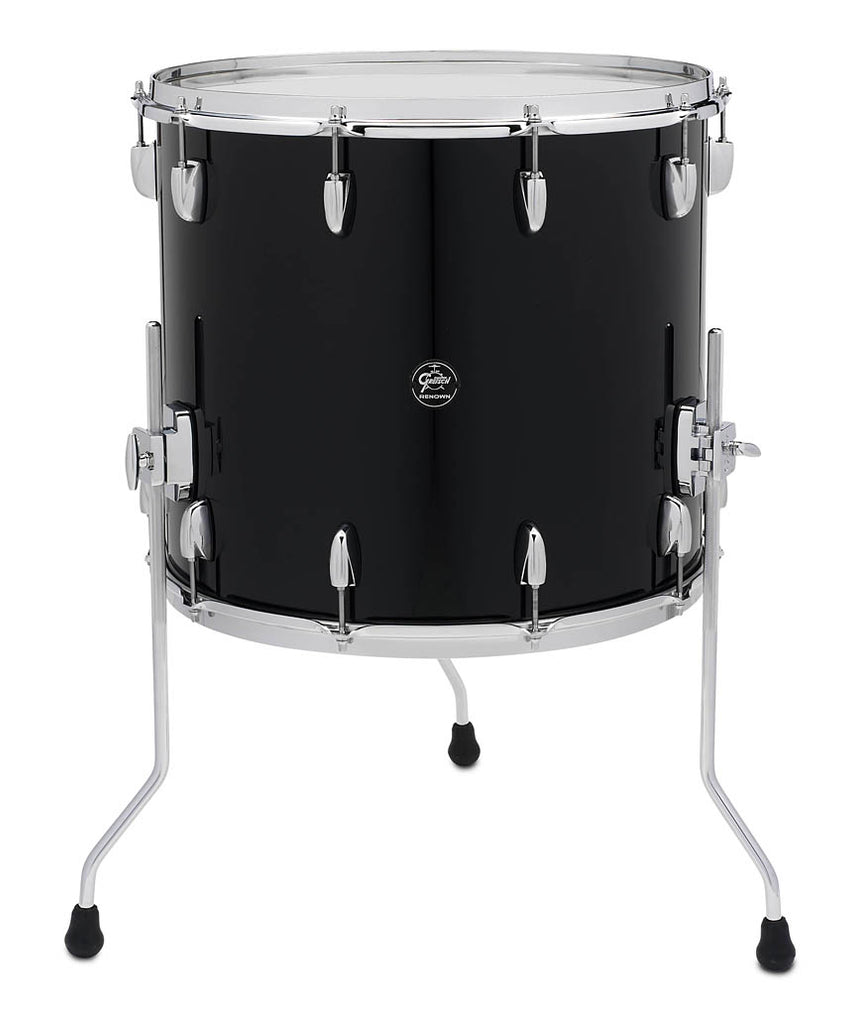 Gretsch RN2-1618F-PB Renown 16x18 Floor Tom - Piano Black