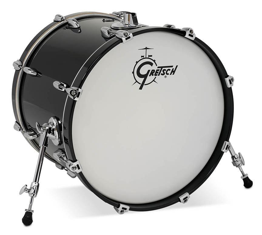 Gretsch RN2-1620B-PB Renown 16x20 Bass Drum - Piano Black