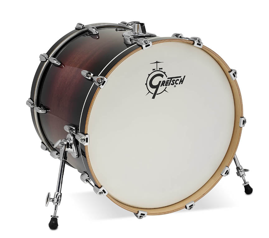 Gretsch RN2-1822B-CB Renown 18x22 Bass Drum - Cherry Burst
