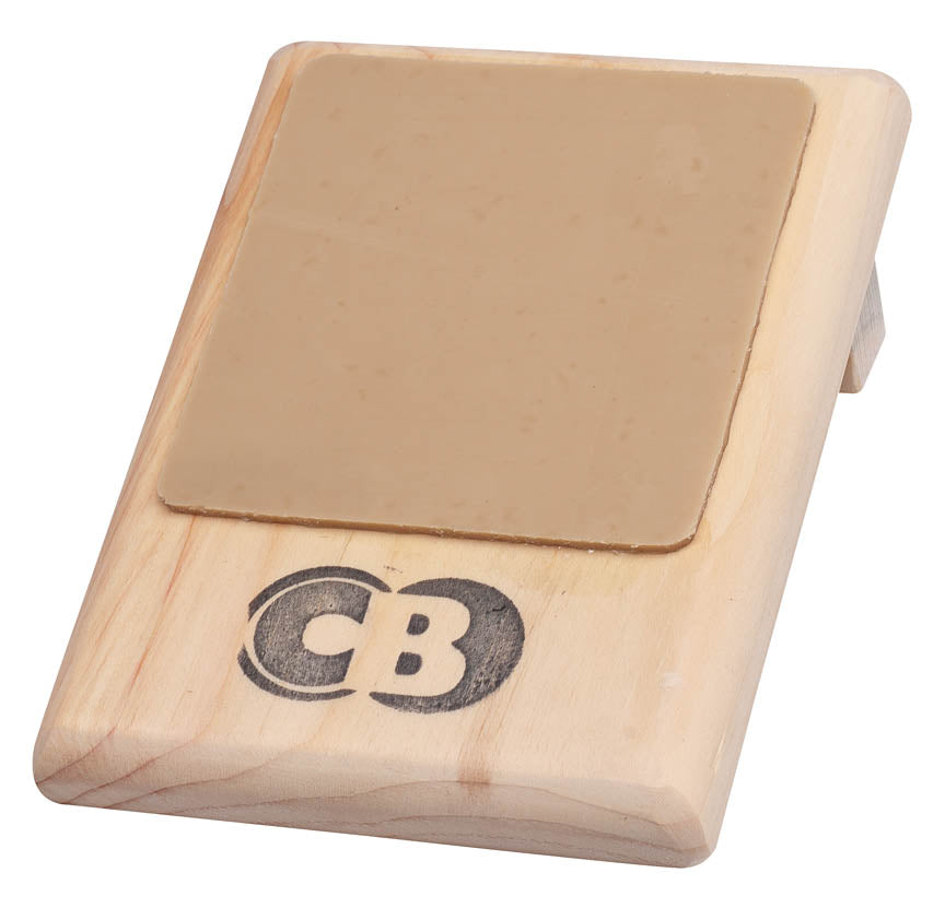 CB Percussion 4140 Angled Wood Base Practice Pad
