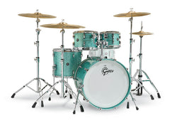 Gretsch RN2-E8246-TS Renown 4-Piece Drum Set (22/10/12/16) - Turquoise Sparkle