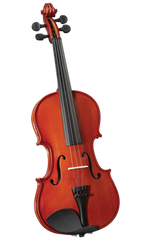 Anton Breton AB-05 Full Size Violin Outfit, Warm brown finish - Audioride