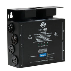 American DJ DP-415 4 Channel DMX Dimmer Pack - Audioride