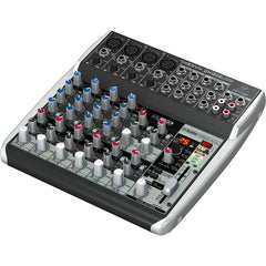 Behringer Xenyx QX1202USB Premium 12-Input 2-Bus Mixer with USB and Effects